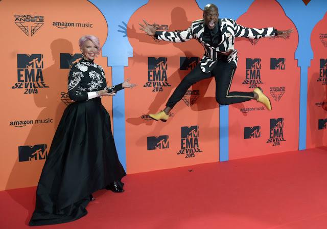 Раздадоха музикалните награди на MTV Europe (ВИДЕО+СНИМКИ)