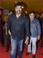 Chiranjeevi at Zee Telugu Lodo Launch-cover-photo
