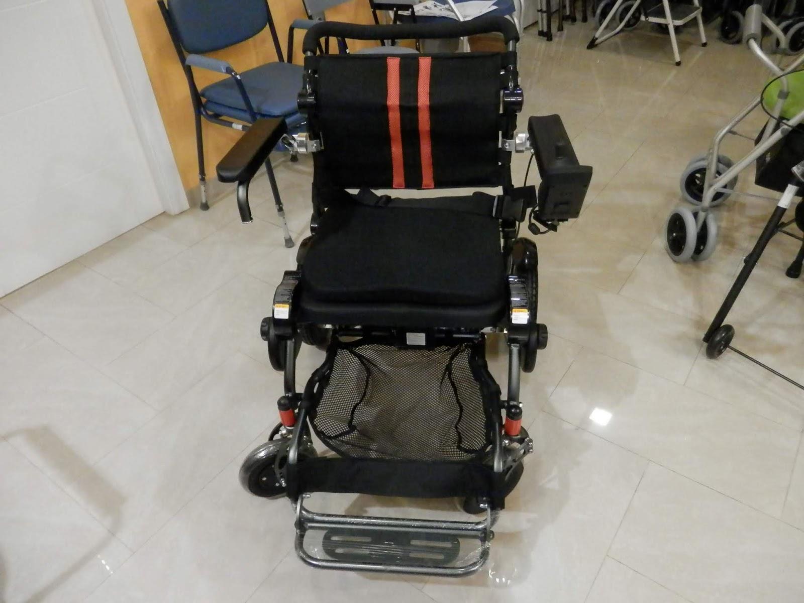 Ortopedia Explorer 3 De I Ruedas Silla Electrica Plegable Xl R4AjL35q