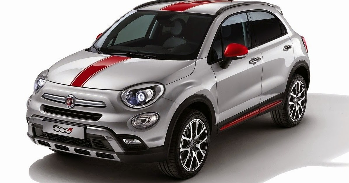 2016 fiat 500x crossover exclusive accessories car. Black Bedroom Furniture Sets. Home Design Ideas
