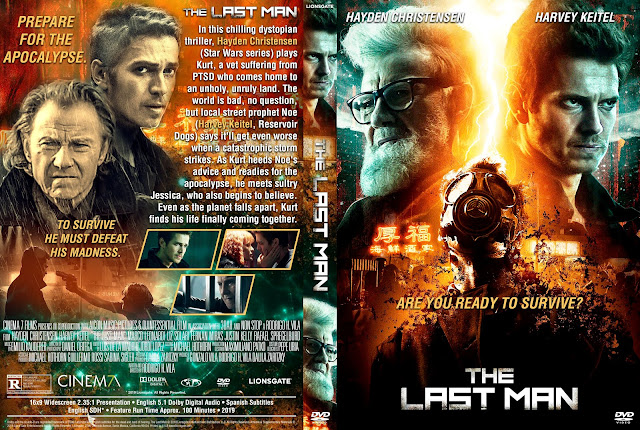 The Last Man DVD Cover
