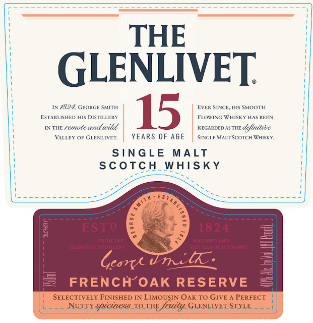 The Glenlivet French Oak Reserve 15-Year