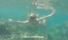 paket wisata private trip pulau pramuka kepulauan seribu