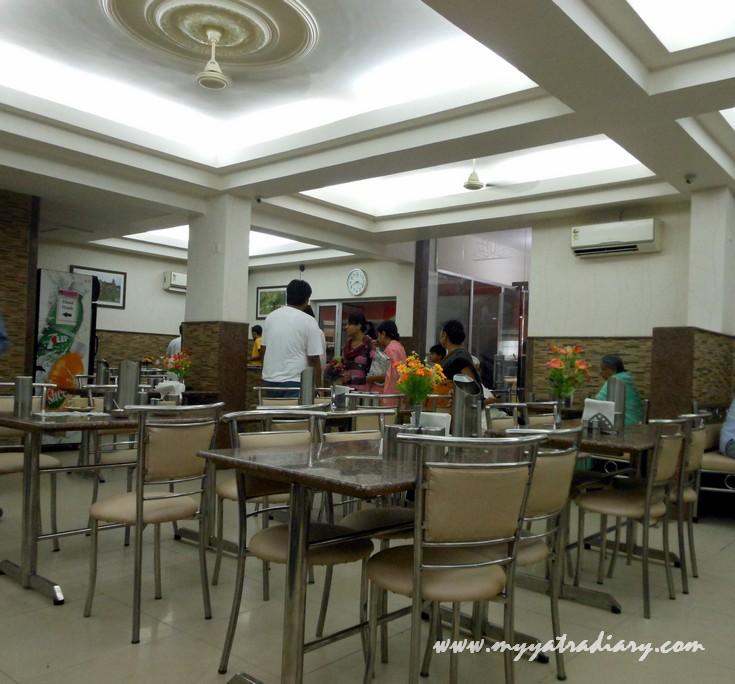 ISKCON Hare Krishna Govinda Restaurant, Vrindavan