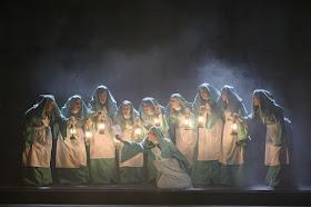 Verdi: Macbeth - English Touring Opera (Photo Richard Hubert Smith)