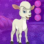 Games4King - G4K Jubilant Sheep Escape Game