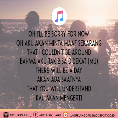 Arti Lirik Lagu Sorry for Now - Linkin Park