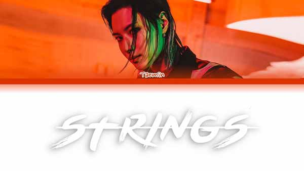 taemin strings lyrics advice