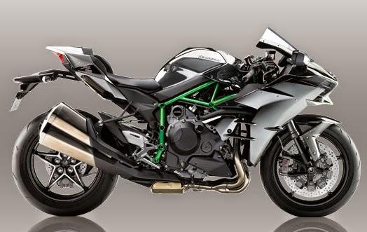 Harga dan Spesifikasi Lengkap Kawasaki Ninja H2 2016