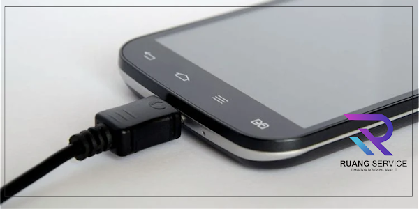 Service Smartphone Yang Tidak Bisa Dicas