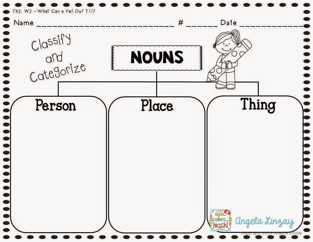 Lights... Camera... TEACH!: Graphic Organizers with Depth