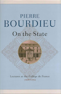Pierre Bourdieu - On the state
