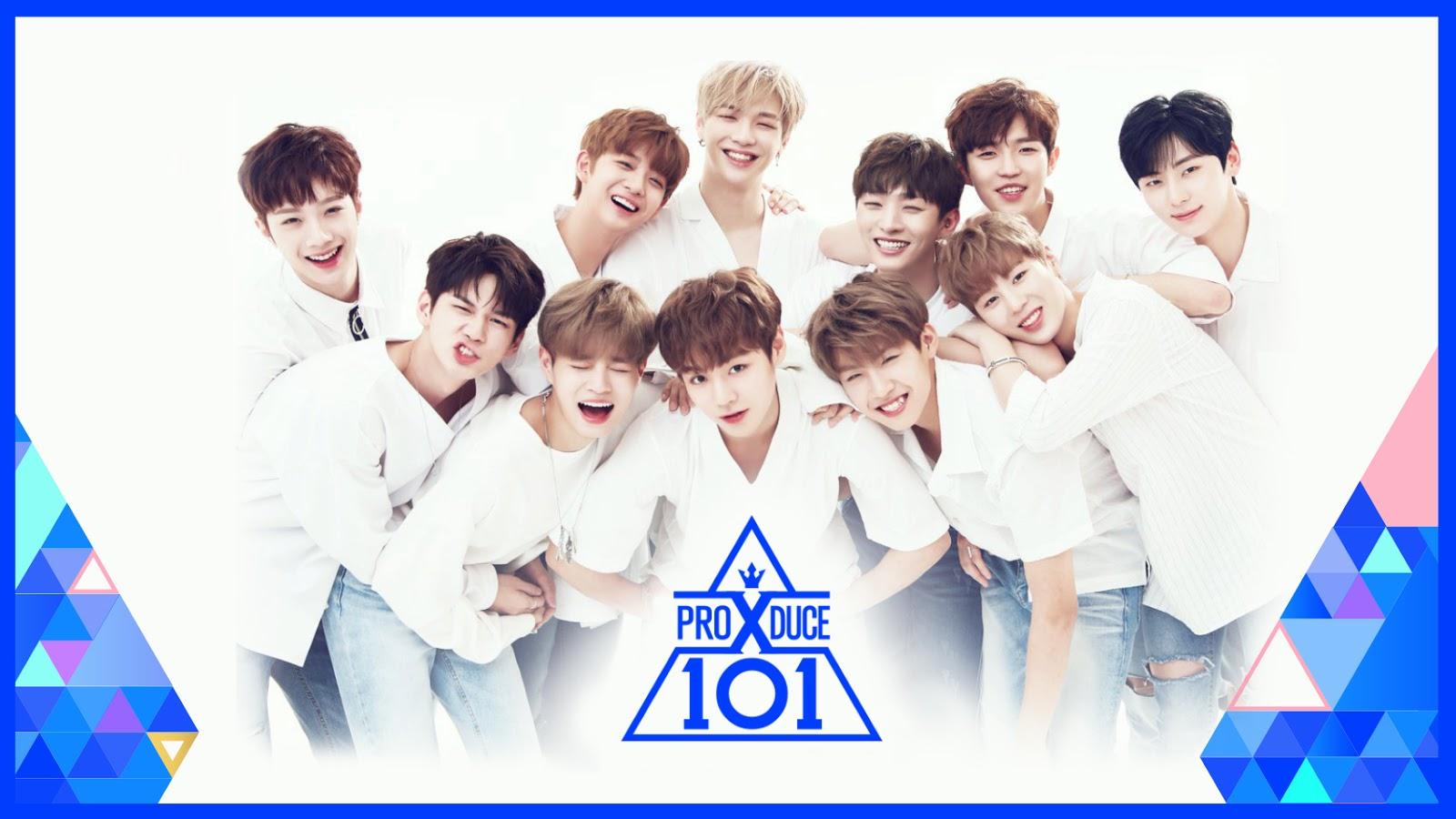 Thực Tập Sinh Thần Tượng - Produce X 101 (Produce 101 Mùa 4)