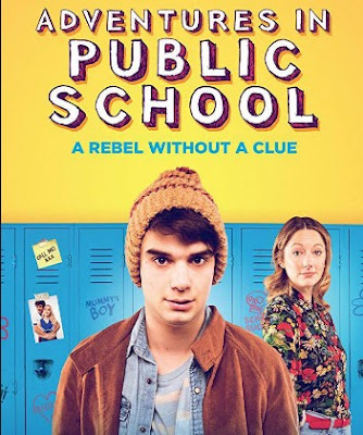 Adventures In Public School (2017) WEB-DL Subtitle Indonesia
