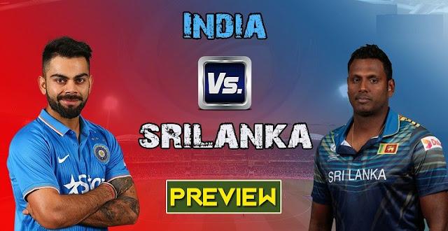 India vs Srilanka Live ODI Preview