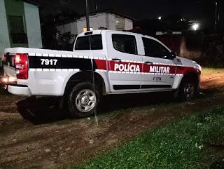 Polícia Militar prende homem por descumprimento de medida protetiva e invasão de domicílio de ex-companheira