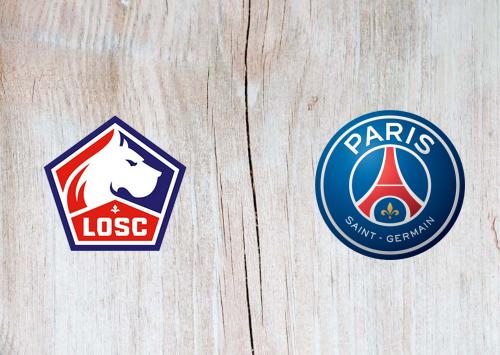 Lille vs PSG -Highlights 26 January 2020