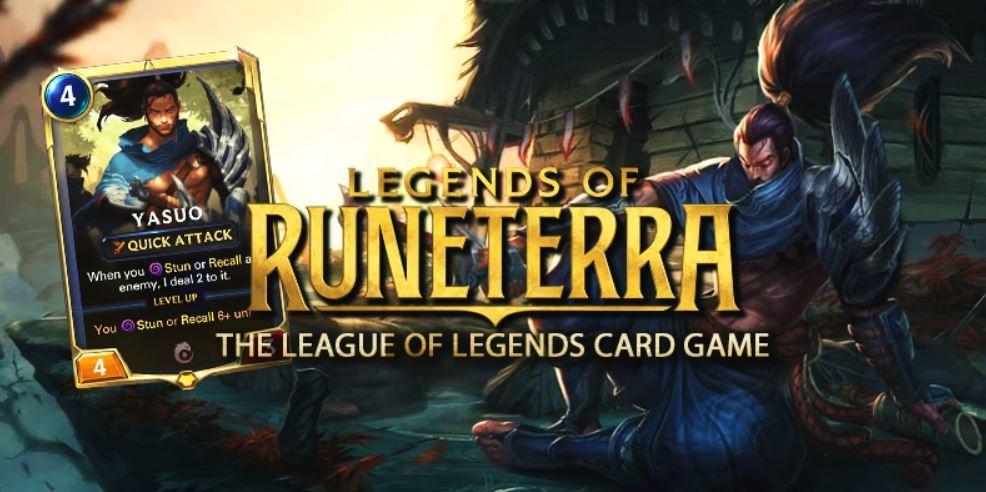Spesifikasi Minimum Untuk Main Legends of Runeterra di Smartphone?