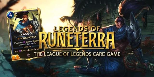 Berapa sih Spesifikasi Minimum Untuk Main Legends of Runeterra di Smartphone?