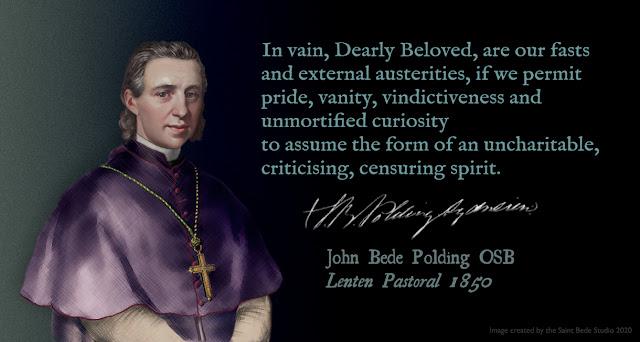 Archbishop John Bede Polding