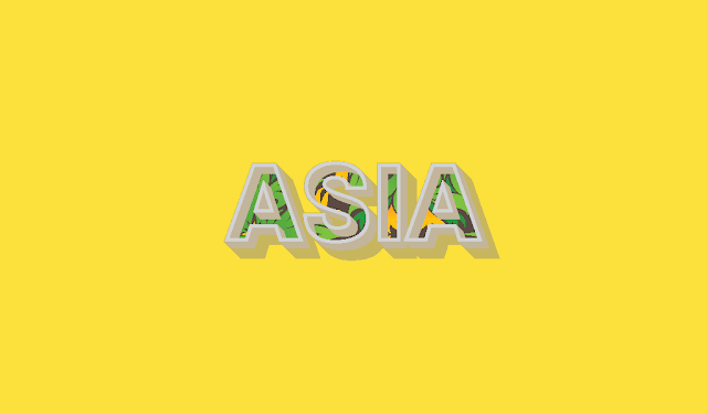 Benua Asia: Benua Terluas dan Terpadat di Dunia