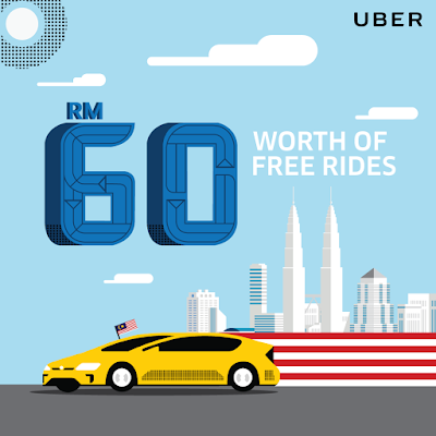 Uber Promo Code Malaysia Merdeka Free Ride Discount Offer