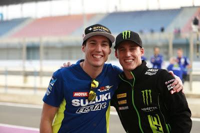 Kisah Sedih Dua Kakak Beradik Ini di MotoGP