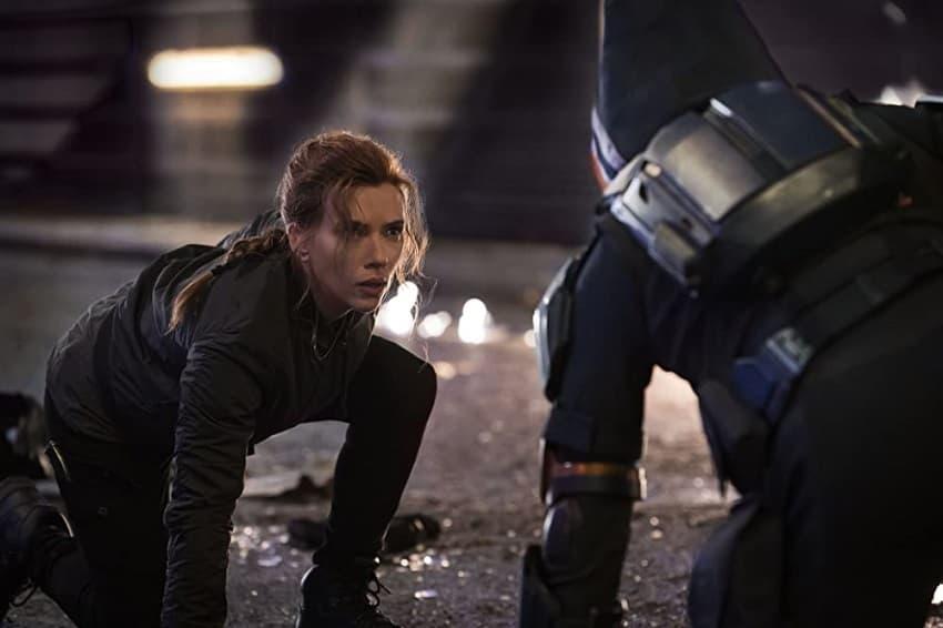 Рецензия на фильм «Чёрная Вдова» - совершенно проходной кинокомикс Marvel - 02