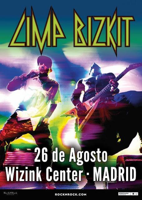 Agenda de giras, conciertos y festivales - Página 2 Limpbizkit