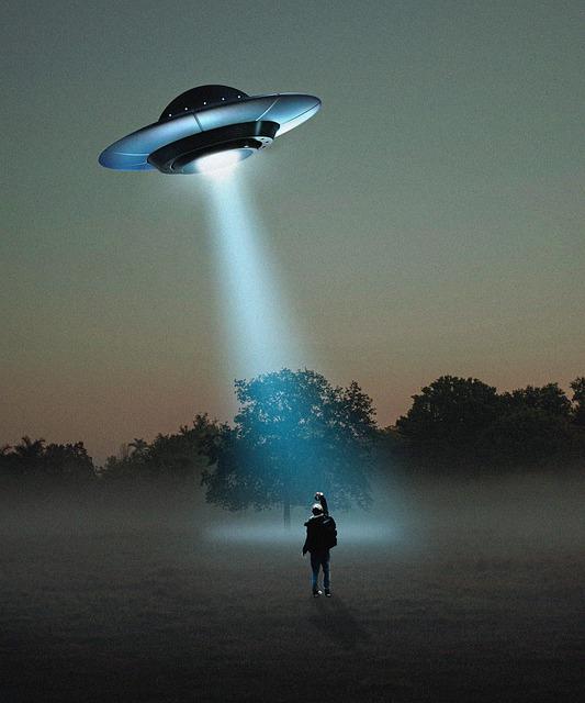 उड़नतश्तरी द्वारा सड़क की क्षति : UFO on Road