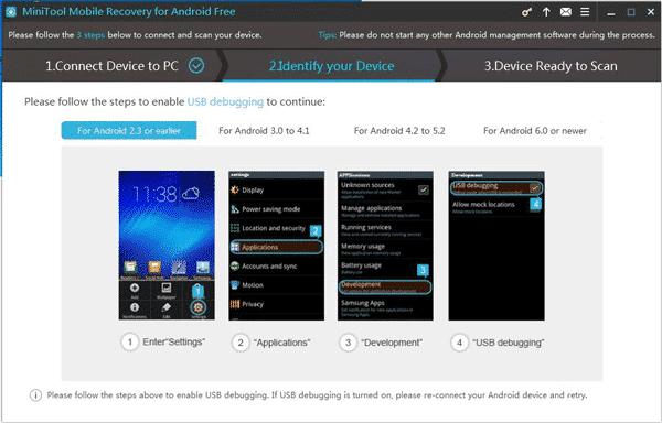 aktifkan USB Debugging di Android kamu