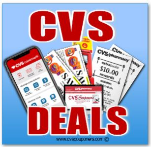 CVS Coupon Deals - CVS Couponers