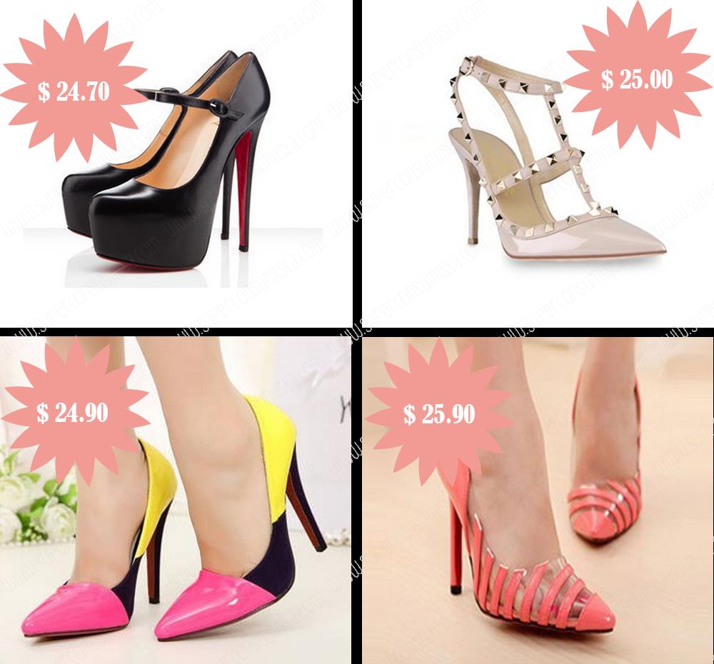 052e130cc Aliexpress sapatos