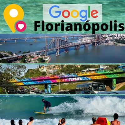 Google Maps Florianópolis