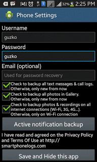 SmartphoneLogs Cara Menyadap HP Android Pasangan