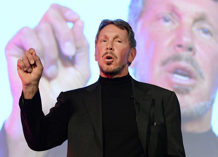 Historia de Larry Ellison, fundador de Oracle