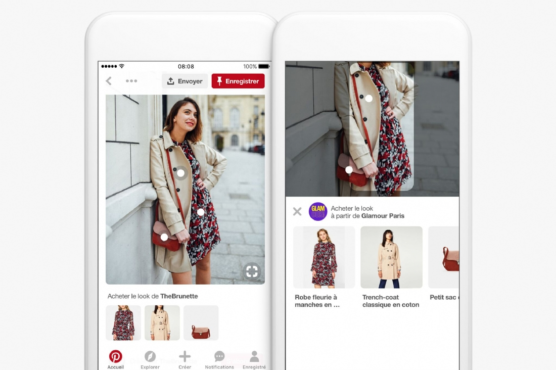 Pinterest gives SMBs access to Shop the Look Pins, a free product-tagging tool for organic Pins