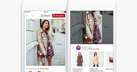 "All Pinterest Business Accounts Get the Access To ""Shop the Look Pins"" Feature"