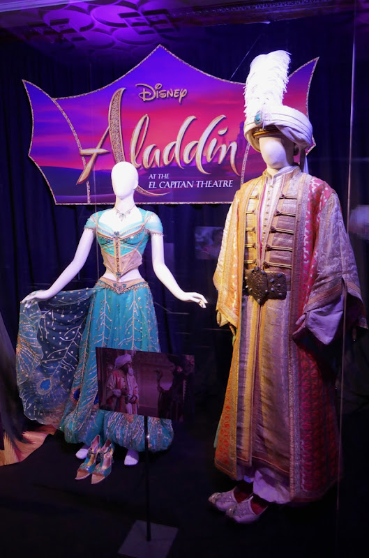 Aladdin Jasmine Sultan movie costumes