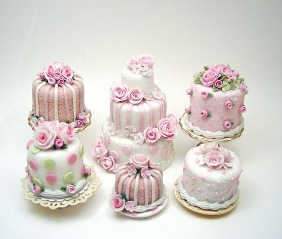Cupe Cake Pate Fimo