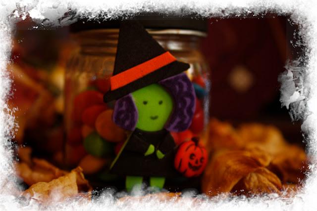 Dulcero para Halloween
