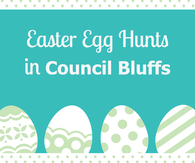 Easter Egg Hunts in Council Bluffs
