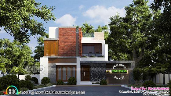 modern contemporary style house