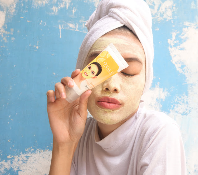 Ovale Facial Mask Lemon