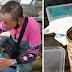 Food Panda Rider, taga-deliver ng masasarap ng pagkain, ngunit sardinas ang ulam.