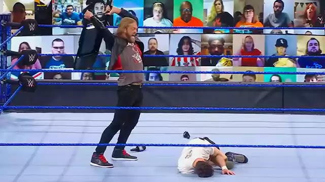 5 Reasons why Edge switched on SmackDown