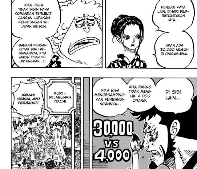 OP 956 I Review One Piece 955 Lengkap