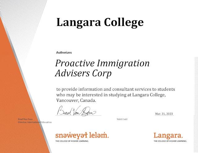 Langara College - British Columbia