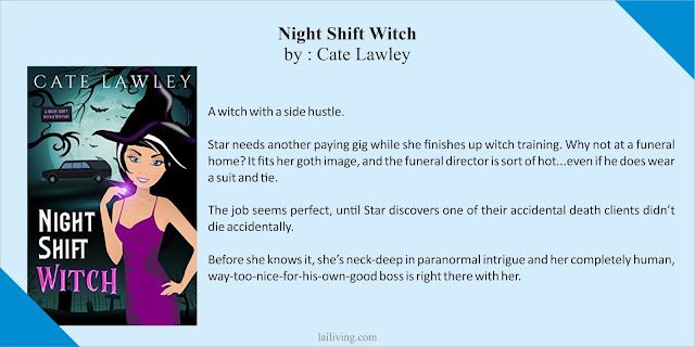 night shift witch cate lawley