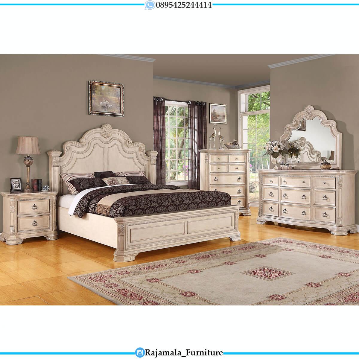 Kamar Set Minimalis Terbaru Elegant Style Design Luxury RM-0643